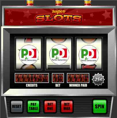 Condono slot machine pd