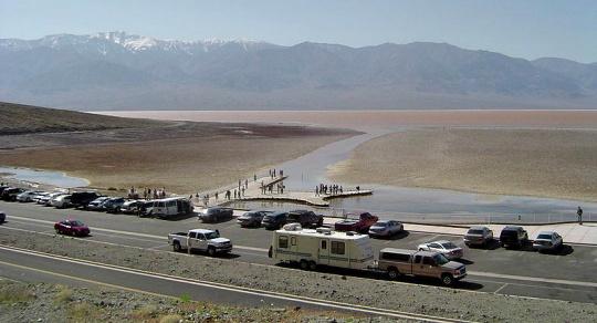 Il deserto del Mojave