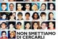 ITALIA: MIGLIAIA DI BAMBINI SCOMPARSI OGNI ANNO