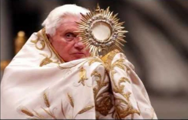 joseph ratzinger simbolo - photo #17