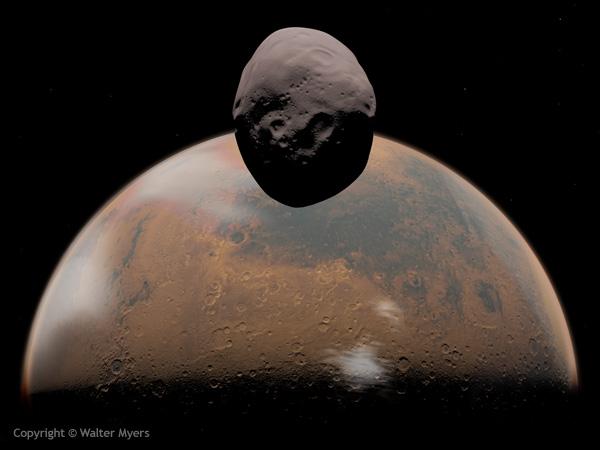 Phobos - Satellite di Marte