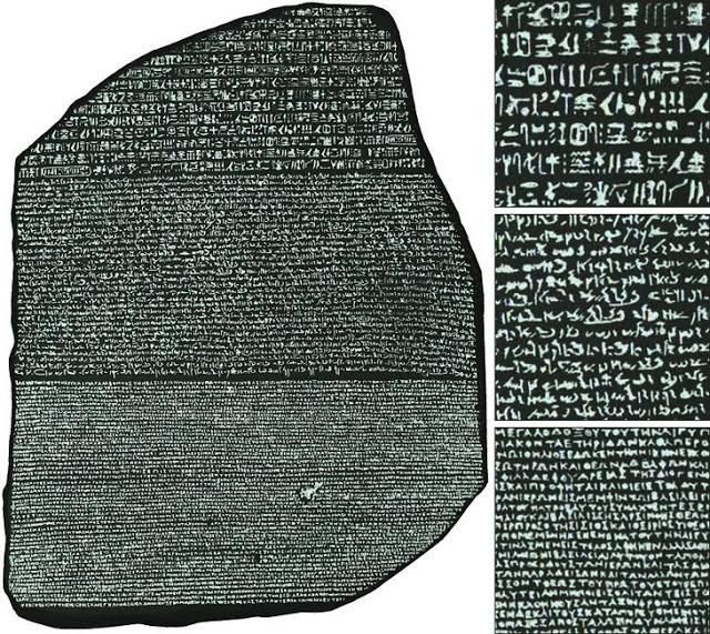 La Stele di Rosetta dei Pianeti