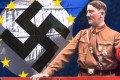 La E.U. era un idea di Hitler. Questo proverebbe che la Germania ha vinto la 2°Guerra Mondiale
