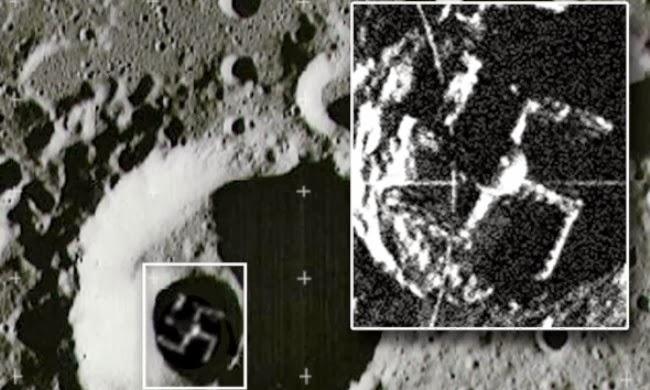 nazi moon