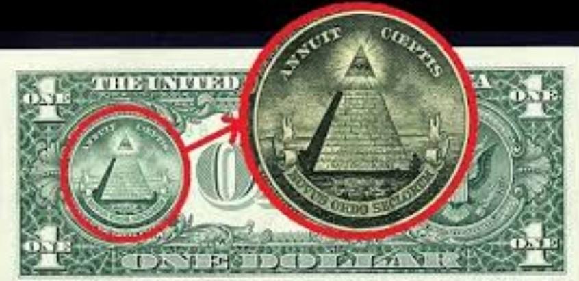 dollaro piramide