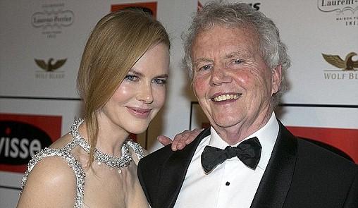 Il padre di Nicole Kidman muore dopo essere stato associato al culto satanico rituale detto del Nono Cerchio