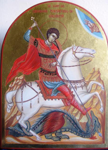 San Giorgio - Dragon Devil