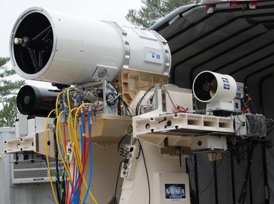 Le Armi Laser come quella usata per abbattere il volo Germanwings sono reali !!!