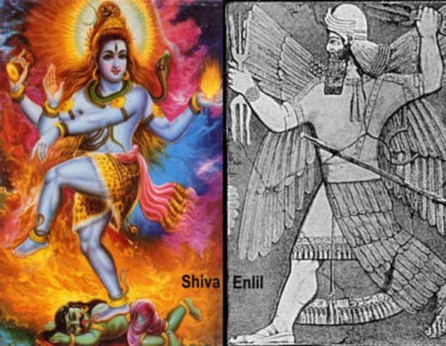 LHC del Cern è lo Stargate del dio Shiva – Yahveh