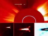 ufo sun laser secret space war pred