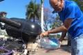 Inventore brasiliano costruisce una moto che percorre 500 km con un litro di ACQUA del rubinetto di casa
