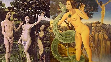 Reptilian Genesis – Il Vero Creatore, Gesù e La Sacra Bibbia